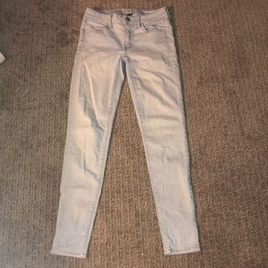 American eagle jeggings- size 0